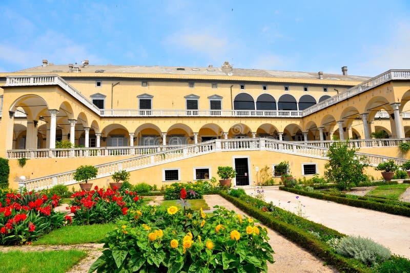 Villa del principe, Genova, Italia immagini stock