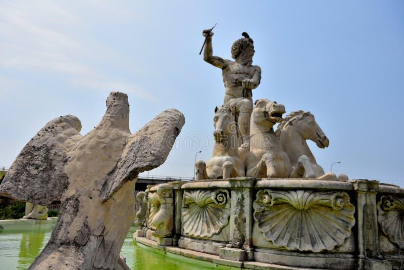 Villa du prince, Gênes, Italie images stock