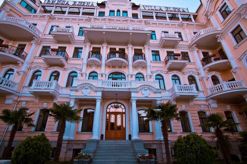 Villa Elena immagini stock libere da diritti
