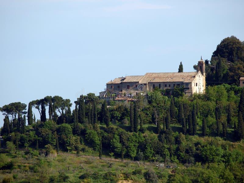 Villa en Toscane photos stock