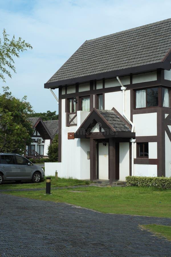 Villa För Fritid Arkivfoton