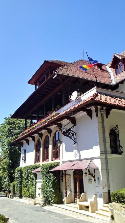 Villa Florica de Stefanesti images libres de droits