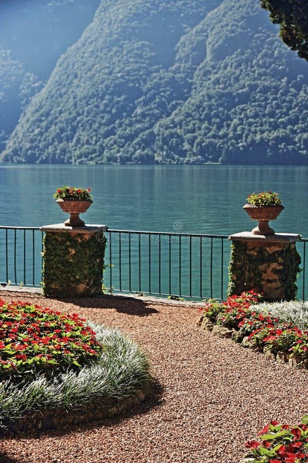 Free Villa Fogazzaro Roi, An Ancient Residence In Italy Royalty Free Stock Photo - 126155825