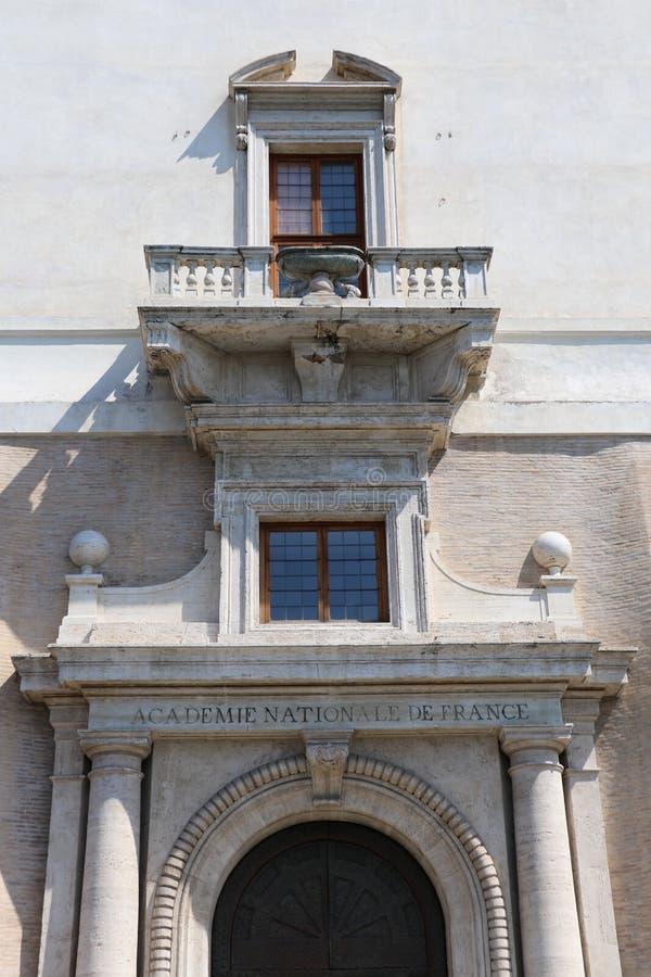 Villa Medici arkivbild