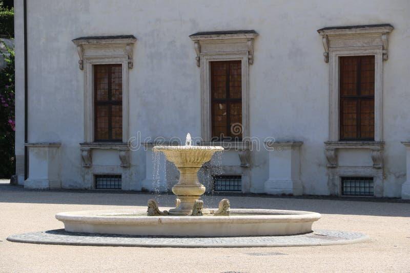 Villa Medici arkivfoton