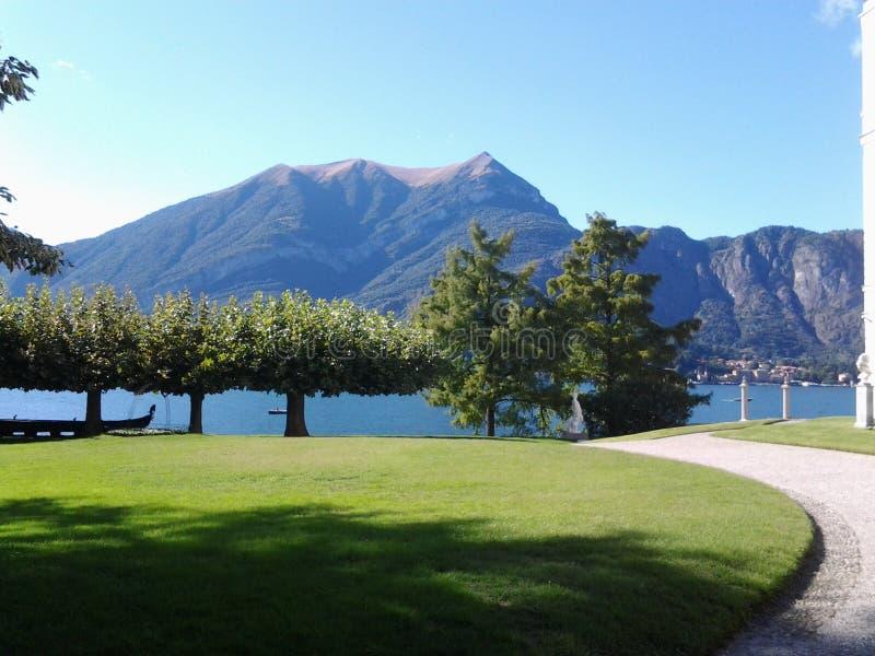 Villa Melzi photos libres de droits