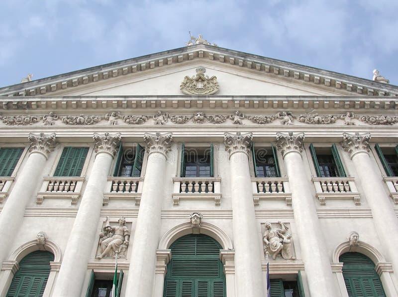 Villa Pisani, Stra, Venetië, Italië Royalty-vrije Stock Afbeelding
