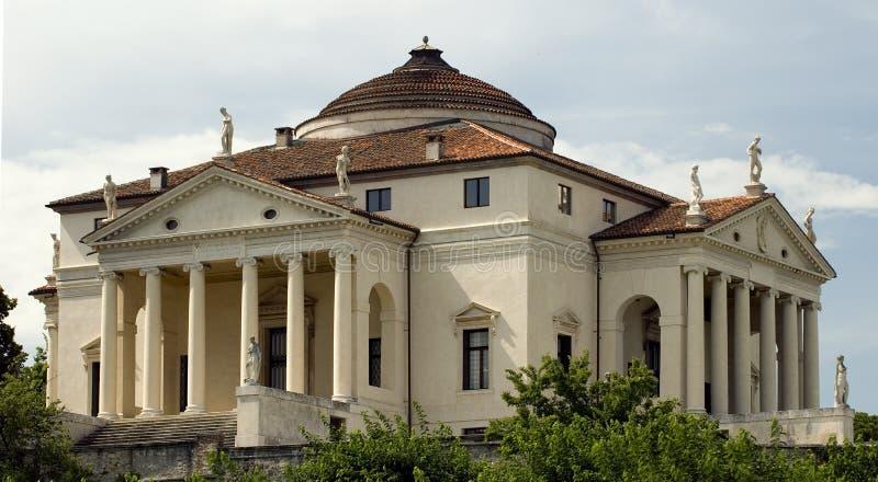 Villa Rotonda stock fotografie