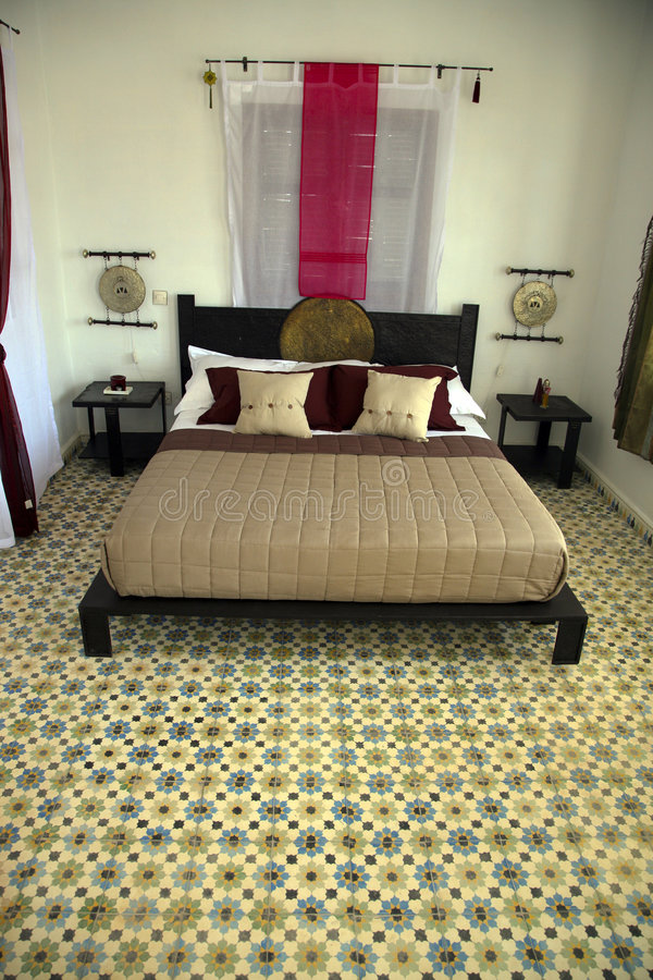 Villa Saada image libre de droits