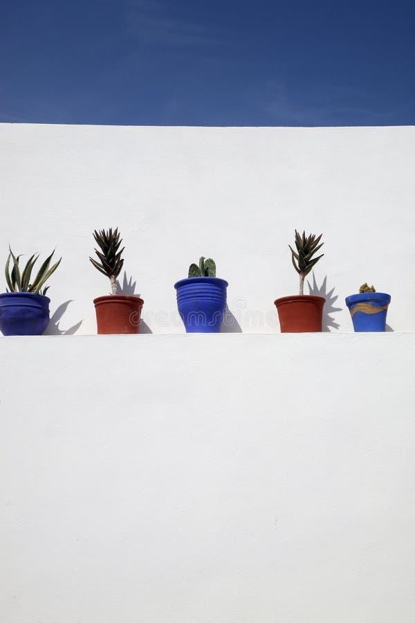 Villa Saada photo libre de droits