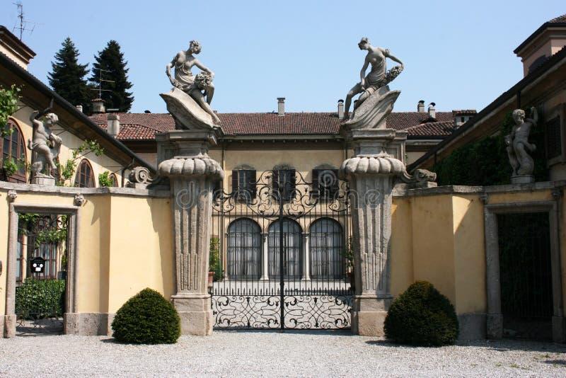 Villa Taverna images libres de droits