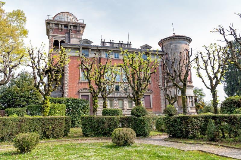 Varese Italien villa toeplitz i varese italien arkivfoto bild av andorra