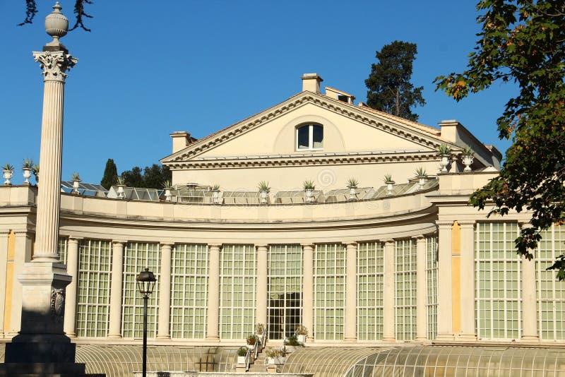 Villa Torlonia in Rome royalty-vrije stock fotografie