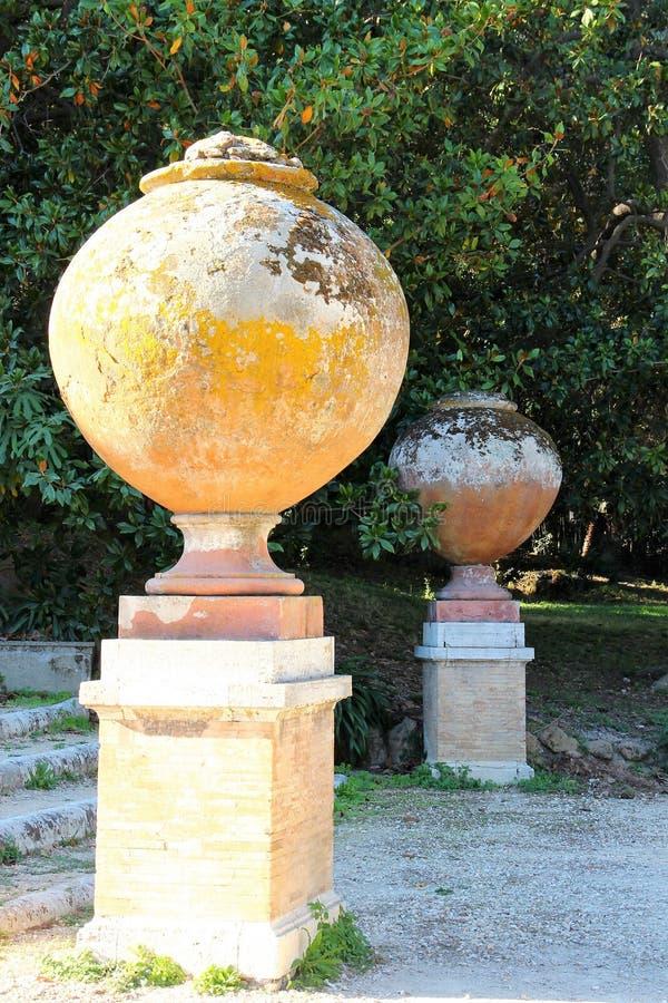 Villa Torlonia in Rome stock fotografie