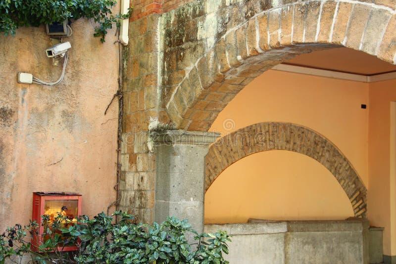 Villa Torlonia in Rome stock foto's