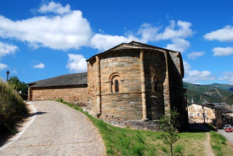 Villafranca del Bierzo royaltyfri foto