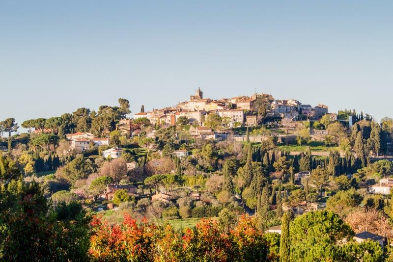 Villag de Mougins Provence fotografia de stock royalty free