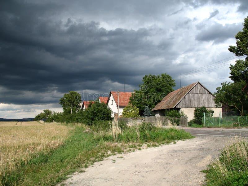 Village photo stock