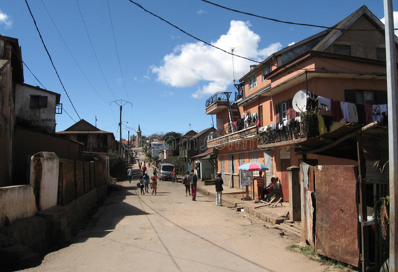 Village photographie stock libre de droits
