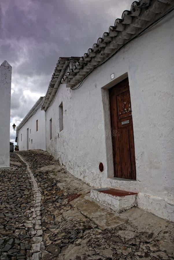 Download Village stock image. Image of chimney, mertola, beja, mystic - 4768343