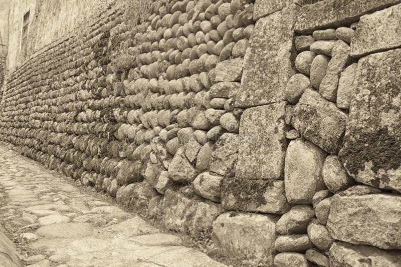 Village antique photo libre de droits