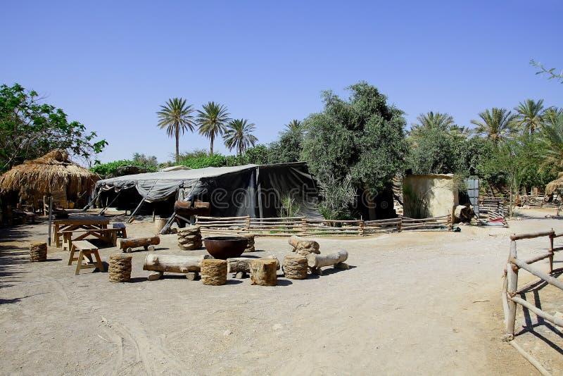 Village bédouin photo libre de droits