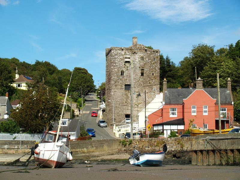 Download Village of Ballyhack stock photo. Image of scenic, peaceful - 20804898