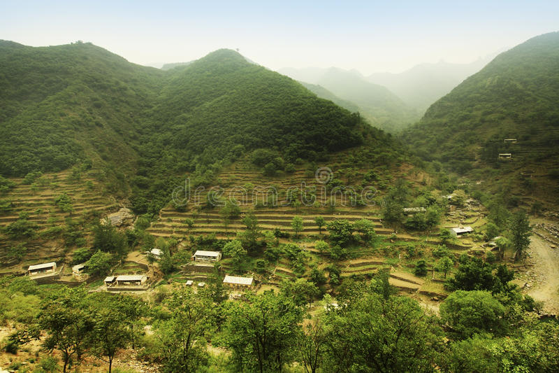 Download Village in beijing stock image. Image of beautiful, farming - 21955477