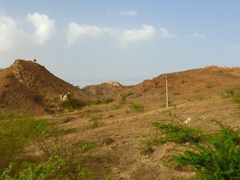 Village-benethasweet et support impressionnant de natura image libre de droits