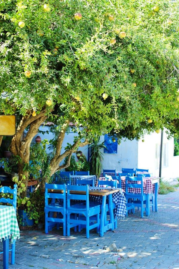 Village Cafe royalty free stock photos