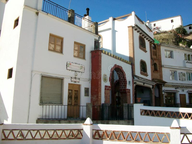 Download Village Of Casarabonela-Andalusia-Spain-Europe Editorial Stock Image - Image: 83721959