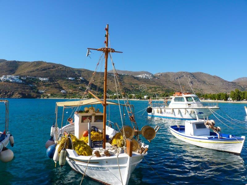 Download Village d'Aigiali photo stock éditorial. Image du méditerranéen - 56487198
