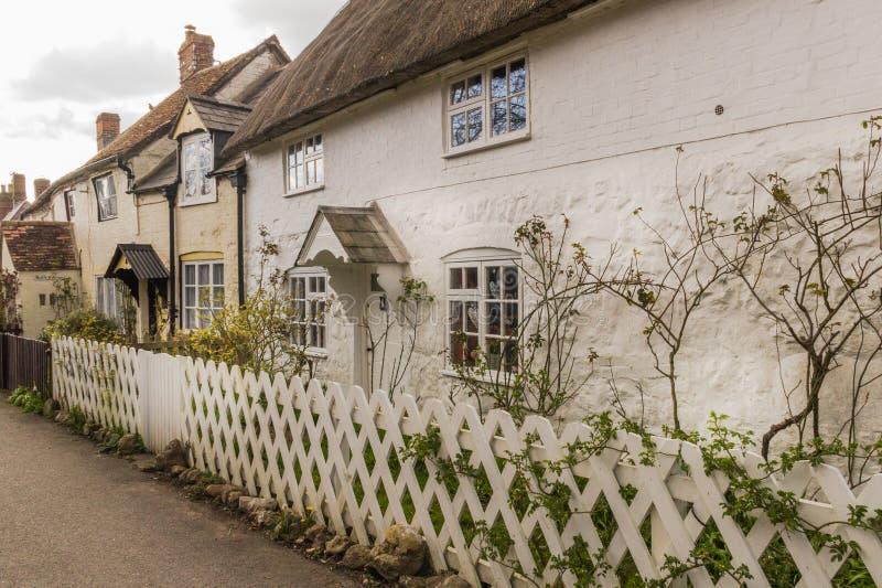 Village d'Avebury photographie stock libre de droits