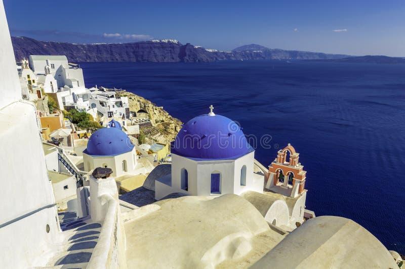 Download Village D'Oia En île De Santorini Image stock - Image du destination, beauté: 45361783