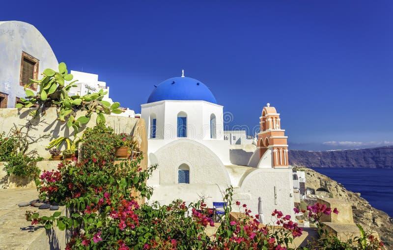 Download Village D'Oia En île De Santorini Photo stock - Image du égéen, vacances: 45361786