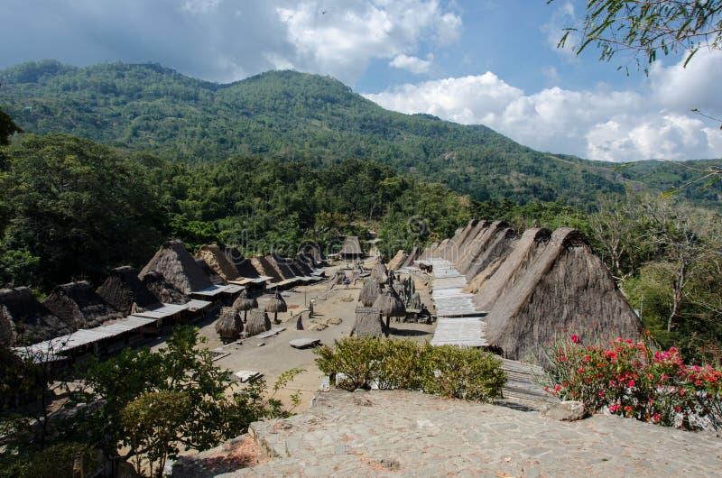 Village de Bena photos libres de droits