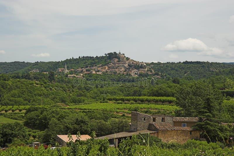 Village De Bonnieux, Luberon Stock Photos