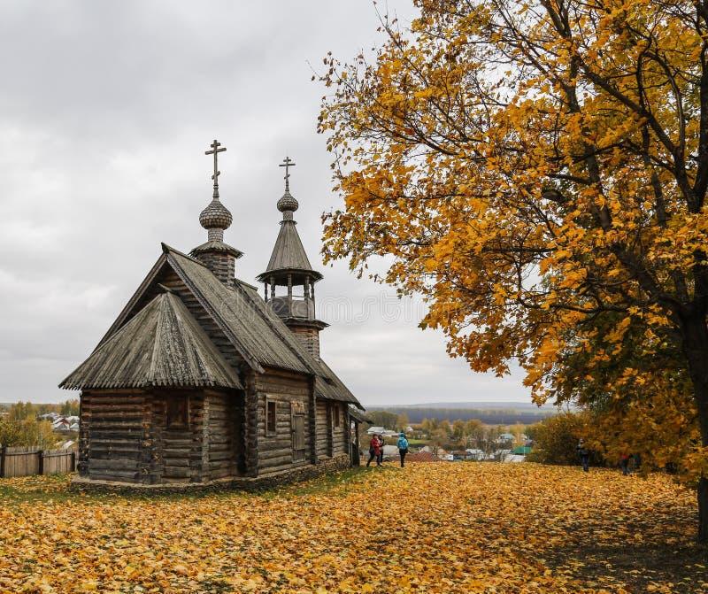 Village de chapelle photo libre de droits