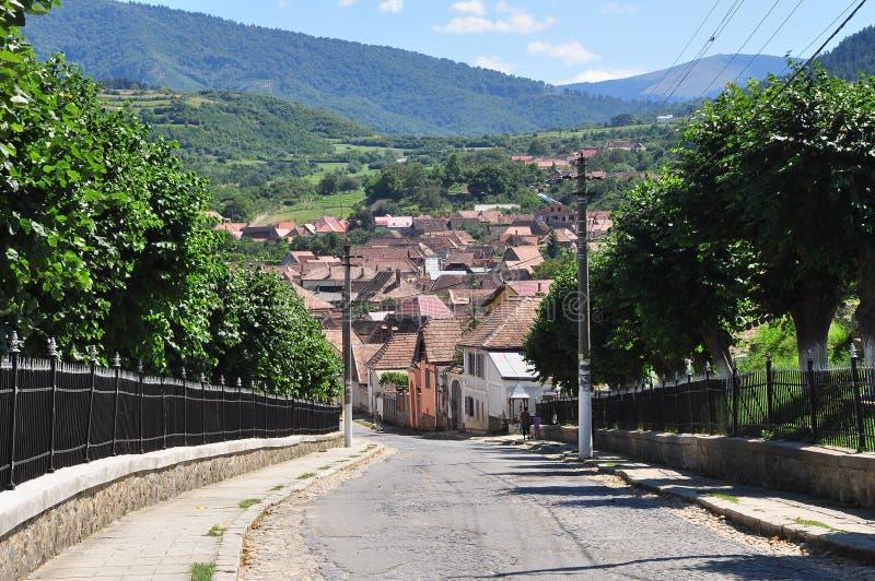 Village de Rasinari image stock