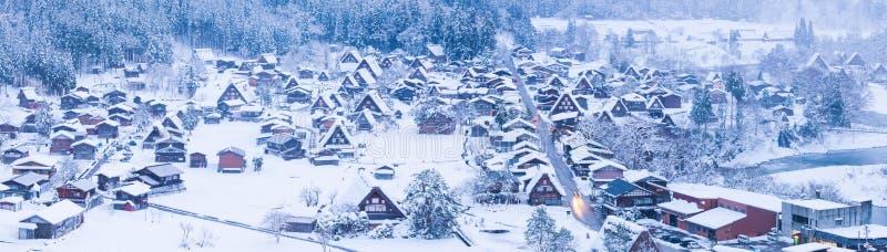 Download Village de Shirakawago photo stock. Image du asie, sites - 87701324
