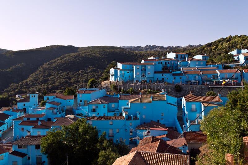 Village de Smurf image stock