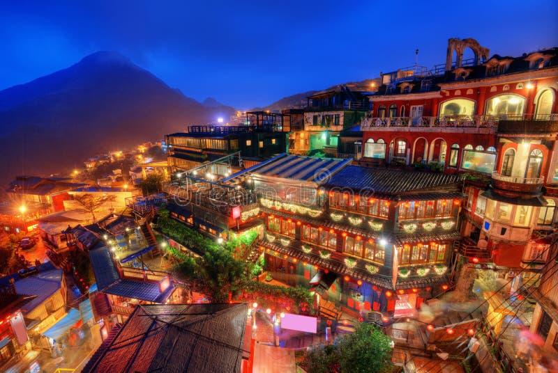 Village de Taiwan photo libre de droits