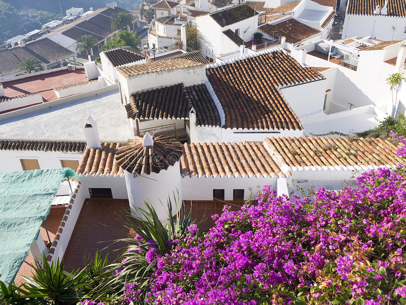 Download Village Of Frigiliana Spain Royalty Free Stock Photos - Image: 29199908