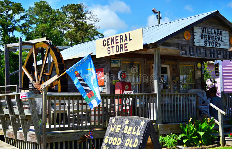 Download Village General Store Southport, NC Editorial Image - Image: 31473025