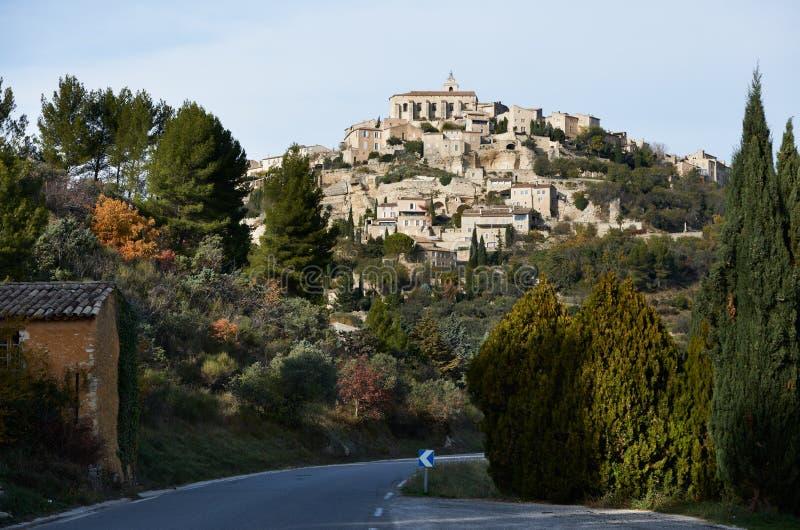 Download Village Of Gordes In Provence Stock Image - Image: 38585997