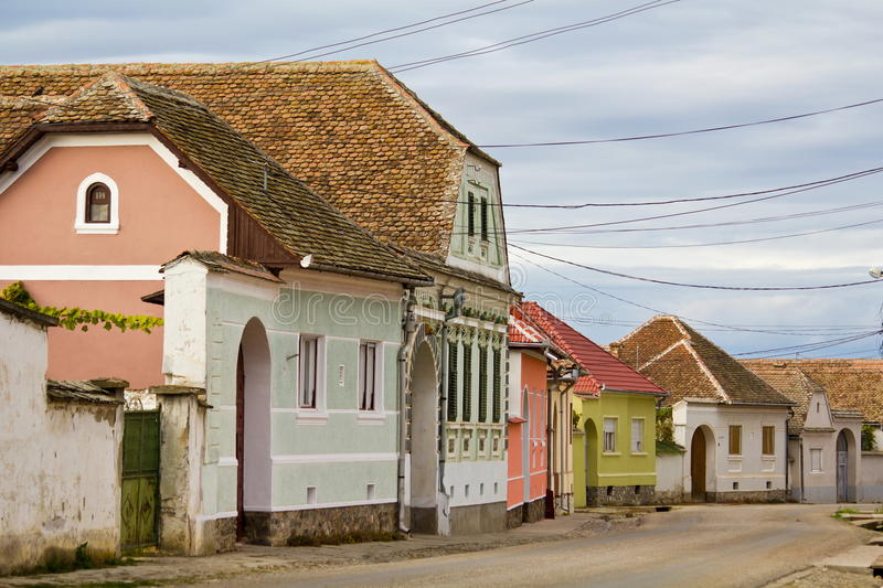 Download Village I stock image. Image of historic, cheap, developement - 21055693