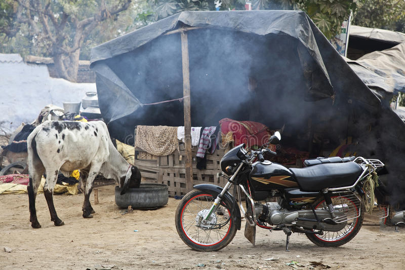 Download Village in india stock image. Image of travel, outdoor - 26100323