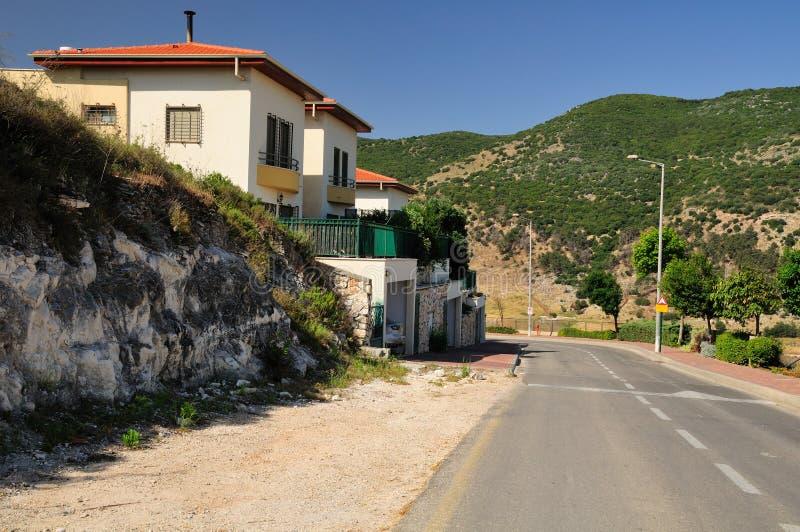 Village israélien images libres de droits