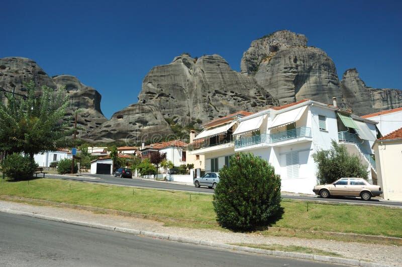 Download Village Of Kastraki, Meteora,Greece Stock Image - Image: 18461587
