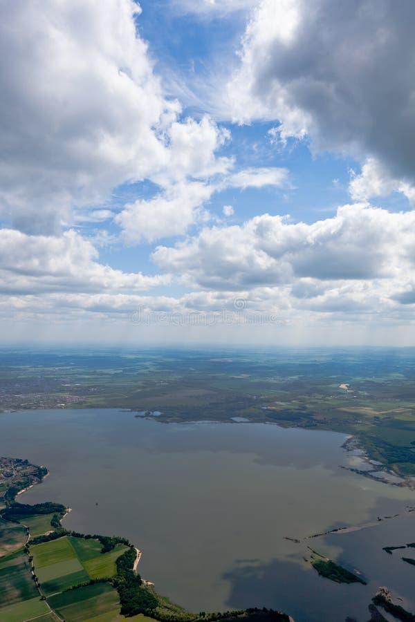 Download Village Landscape Below Clouds Stock Photos - Image: 25019153